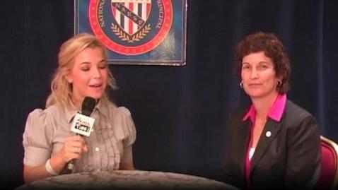 Thumbnail for entry NDP Winner Nancy Gardner of Iowa
