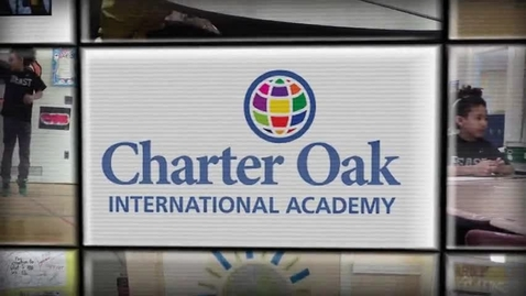Thumbnail for entry All About Charter Oak Shout Outs!