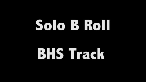 Thumbnail for entry Bellevue High Track B Roll