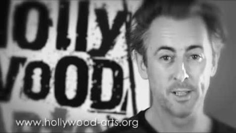 Thumbnail for entry Hollywood Arts PSA