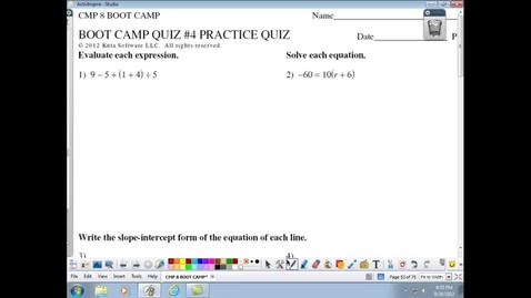 Thumbnail for entry BOOT CAMP WEEK 4 QUIZ PRACTICE QUIZ