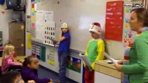 Thumbnail for entry The Grinch & Mrs. Martin's Class