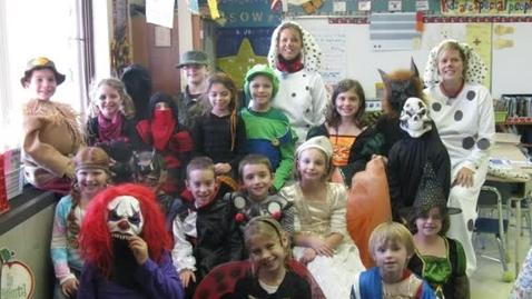 Thumbnail for entry Mrs. Oleynek's Halloween Party 2011