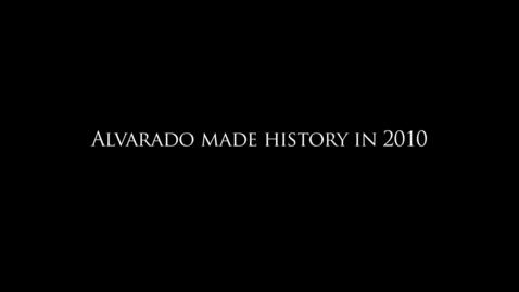 Thumbnail for entry Alvarado HS Varsity Football Promo