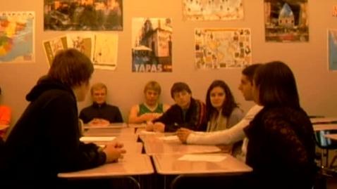 Thumbnail for entry AP Spanish Debate Salud (team #4, pt. 2)