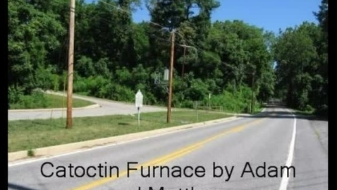 Thumbnail for entry Catoctin Furnace