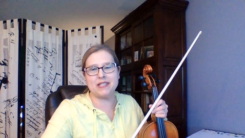 Thumbnail for entry 6th GR Viola Str Basics Pg 40-41 Week 7