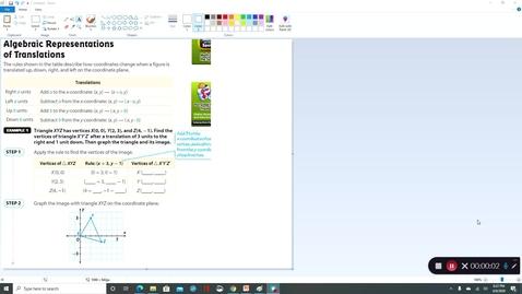 Thumbnail for entry Lesson 9-4 Video Lesson #1 for Thursday 4/9/2020