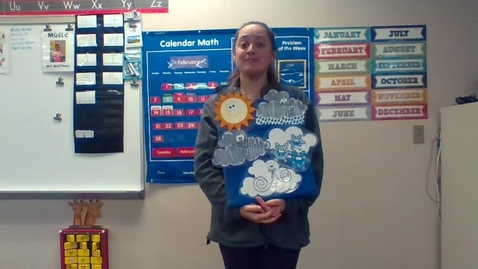 Thumbnail for entry Mrs. Zimmer's Circle Time February 9, 2021