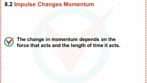 Thumbnail for entry Changing Momentum