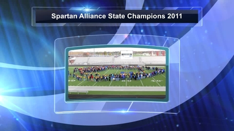 Thumbnail for entry Spartan Alliance Band Wins State
