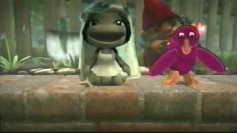 Thumbnail for entry The Bird And The Worm By Owl City (And LBP music video)