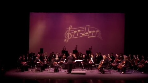 Thumbnail for entry EHS Concert Orchestra Spring 2015 Performance
