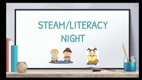 Thumbnail for entry STEAM Literacy Video 2020
