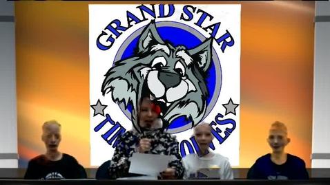 Thumbnail for entry Good Morning Grand Star!