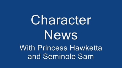 Thumbnail for entry Character News January 11, 2010