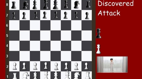 Thumbnail for entry Tricky Tactics 10 Discovered Attack