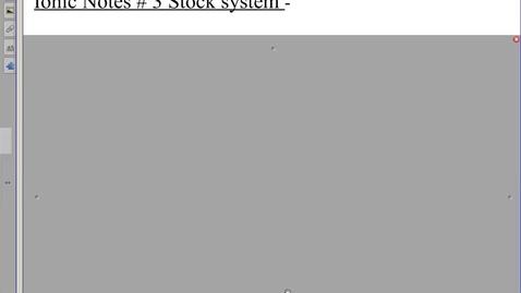 Thumbnail for entry Ionic Bonding (Stock System)