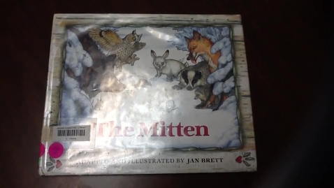 Thumbnail for entry The Mitten Read by a 4th Grader