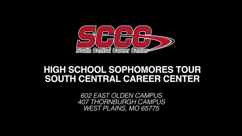 Thumbnail for entry SCCC Sophomore Tours 2017