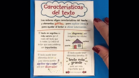 Thumbnail for entry Texto Informativo: Palabras Importantes Parte 2
