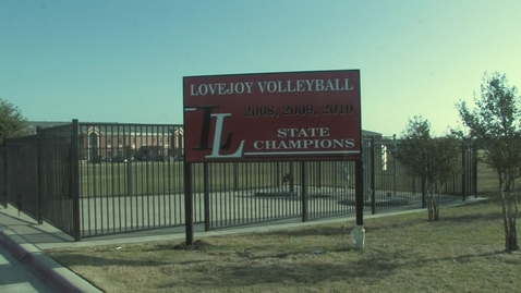 Thumbnail for entry Volleyball State Champs Sign
