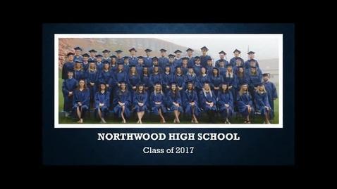 Thumbnail for entry Class of 2017 Senior Slideshow