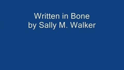 Thumbnail for entry Written in Bone by Sally Walker
