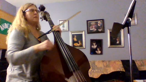 Thumbnail for entry 8th Grade Bass Part for Terra Nova.mp4