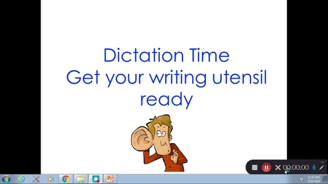 Thumbnail for entry Phonics Lesson 68