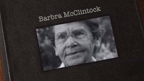 Thumbnail for entry Barbara McClintock
