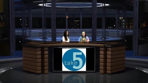 Thumbnail for entry Take 5 Episode 32 Season 2