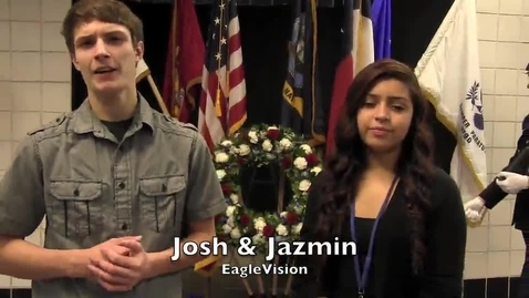 Thumbnail for entry Veterans Day @ New Caney High School 2015