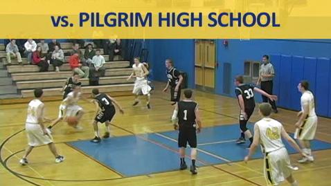 Thumbnail for entry Boys' Varsity Basketball- Sunrise