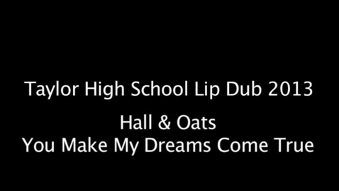 Thumbnail for entry 2013 Lipdub Song Mashup