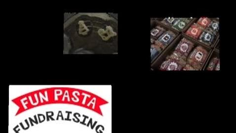Thumbnail for entry Pasta Fundraiser