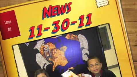 Thumbnail for entry 11-30-11 News