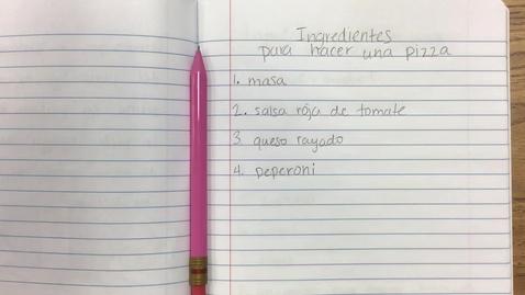 Thumbnail for entry Escritura - 10/27