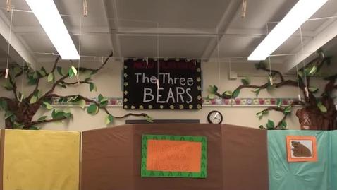 Thumbnail for entry Three Bears Cast B 2018