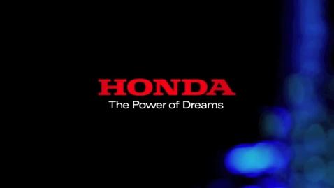 Thumbnail for entry Honda The Power Of Dreams - Robots