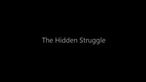Thumbnail for entry The Hidden Struggle- Foster Children