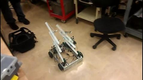 Thumbnail for entry Vex Team Robot Autonomous