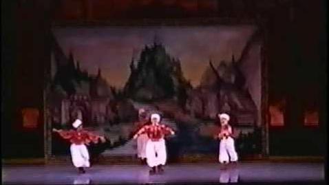 Thumbnail for entry Alexander Kalinin Russian Dance 'Trepak' Nutcracker