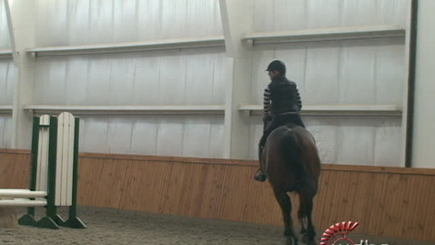 Thumbnail for entry Student Equestrian