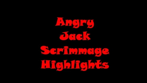 Thumbnail for entry Football Scrimmage