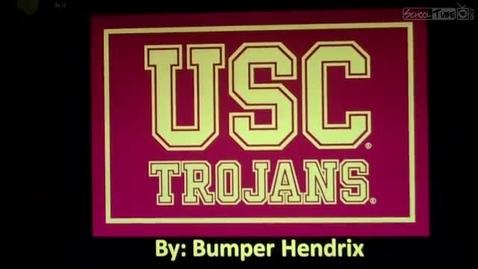 Thumbnail for entry Bumper USC Presentation