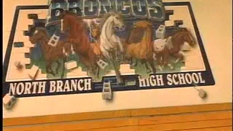 Thumbnail for entry North Branch High School News 11-19-08