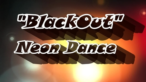 Thumbnail for entry Neon Dance Promotion