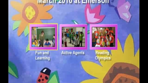 Thumbnail for entry March 2010 at R.W. Emerson Elementary School in Bristol Twp, PA