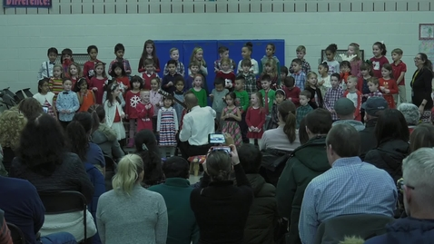 Thumbnail for entry Merrymount Elementary Holiday Concert 2019